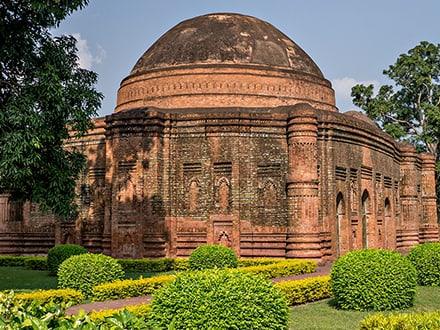 Ancient Temple at Gaur