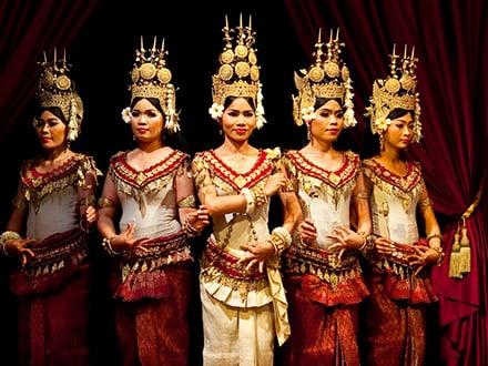 Apsaras Dance Siem Reap