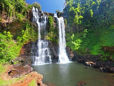 Tad Yuang Waterfall, Pakse