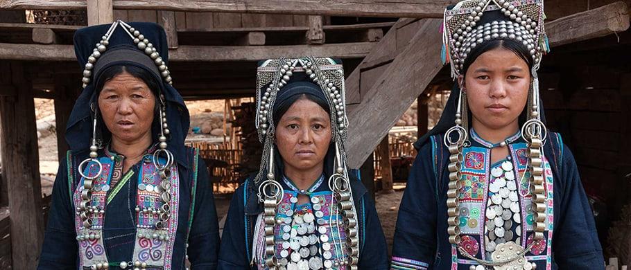 Phongsali Tribe