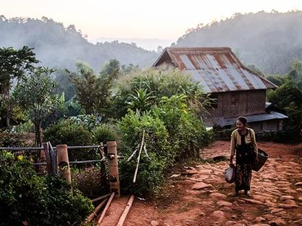 Hsipaw Village