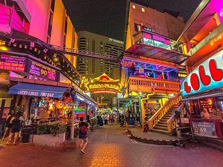 Bangkok Neon